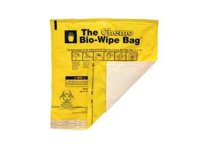 Chemo Bio Wipe Bag