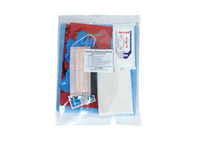 Emergency Biohazard Spill Kit