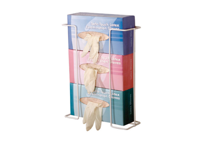 Vertical Wire Glove Box Holders