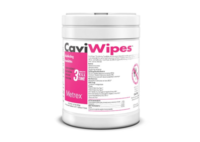 CaviWipes® Disinfectant Towelettes
