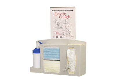 Deluxe Respiratory Protection Station