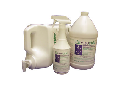 Envirocide® Fast-Acting Disinfectant and Cleaner