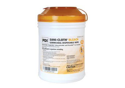 Sani-Cloth® Bleach Wipes