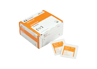 Webcol Sterile Alcohol Prep Pads