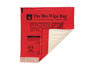 The Bio Wipe Bag™