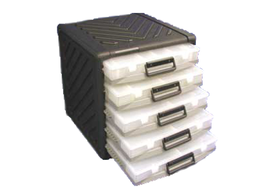 Infinite Divider Cabinet System