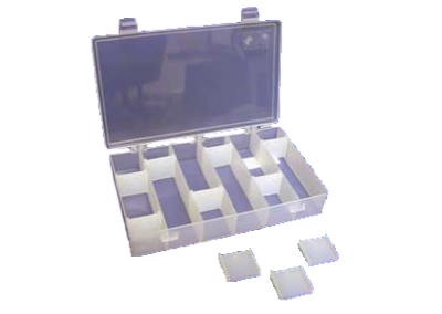 Infinite Divider System (IDS) Container Boxes