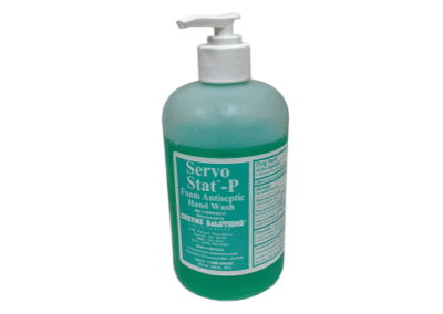 Servo Stat Medicated Antimicrobial Hand Soap